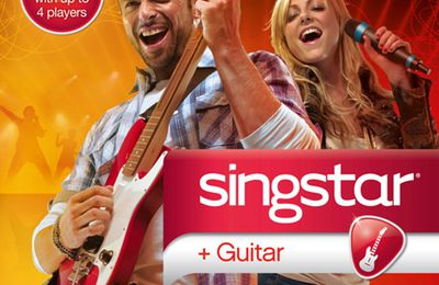 News PS3 : Sortie de SingStar Guitar