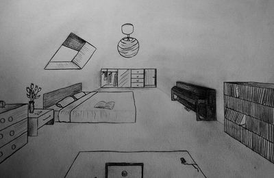 Awesome Dessiner Une Chambre En Perspective Photos - Home ...