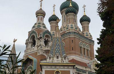 Paroisse orthodoxe russe Saint-Nicolas - Nice