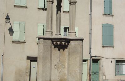 Fontaine Saint-Jacques - Castres