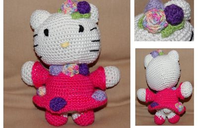 Hello Kitty Roses