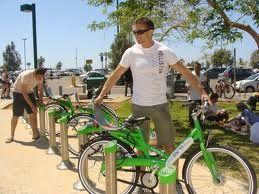 Tel Aviv à vélo