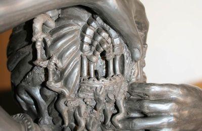 Dominique Cuttat et ses fabuleuses sculptures d'argile (entre autres)