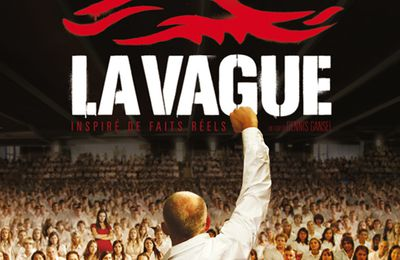 Un film / un livre : La vague (Denis Gansel, 2008 - Todd Strasser, 1981)