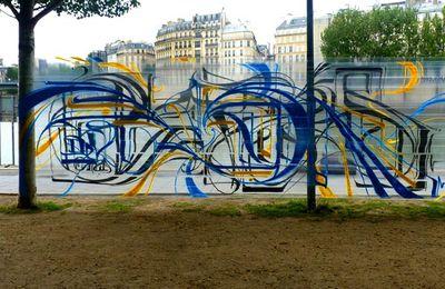 Art urbain : Cellograff