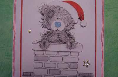 Carte 3D - Joyeux Noel