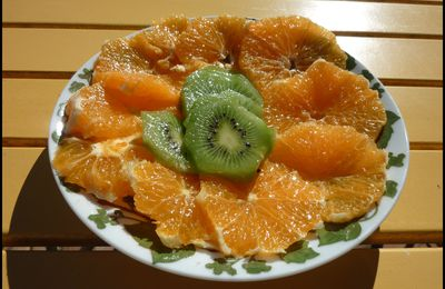 salade de fruits vitaminés