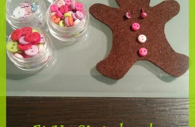 Tuto Mr Gingerbread