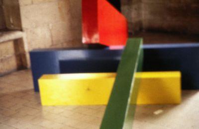 Bazas Eric art minimal : Expo (1980) - Jardin du Musée de Castres