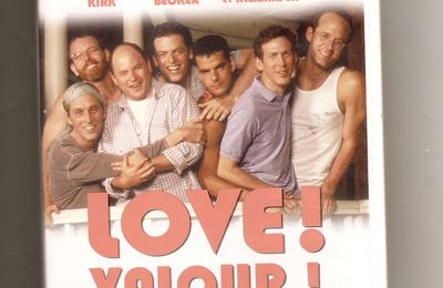 Love ! Valour ! Compassion ! Jason Alexander, Stephen Spinella, Stephen Bogardus, Randy Becker, John Benjamin Hickey Film de Joe Mantello.