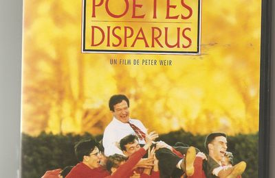 Le cercle des poétes disparus. Un film de Peter Weir avec Robin William