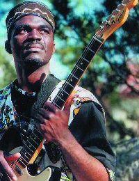Patrick Noah en afromusiques