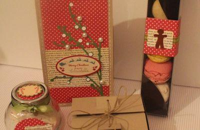 Petits cadeaux pour Titia!!!