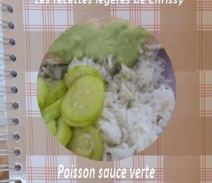 Filet de poisson sauce sublime