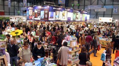 Le salon du livre de Genève entre Suède, Savoie et mangas