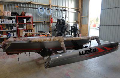 Bretagne : Gourenez nautic customise vos coques de bateaux et capots moteurs
