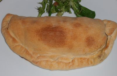 Calzone jambon,fromage
