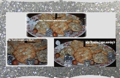 Croque noisettes amandes pistaches