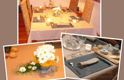 "Table ""degustation fromages"""