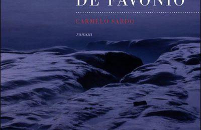 Les nuits de Favonio de Carmelo Sardo