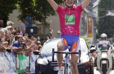 Marianne VOS remporte le Tour en Limousin 2012 - Résultats