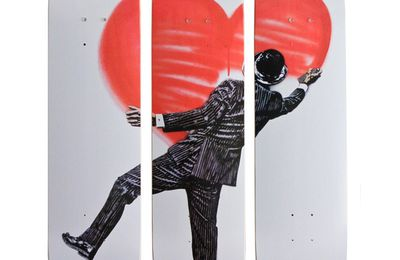 "Nick Walker ""Love Vandal"" on Deck'on street"