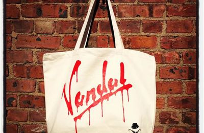 """Vandal"" Nick Walker Tote Bag"