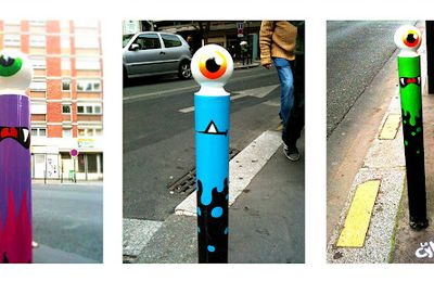 Street art - Color la ville !
