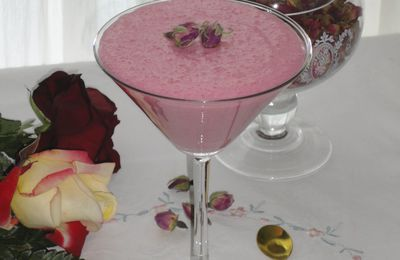 Phirni rose