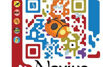Novius : Les QRcodes bucoliques