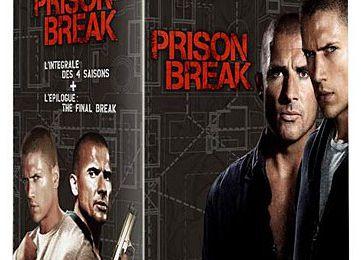 Prison Break l'Intégrale
