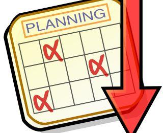 Planning de révisions...