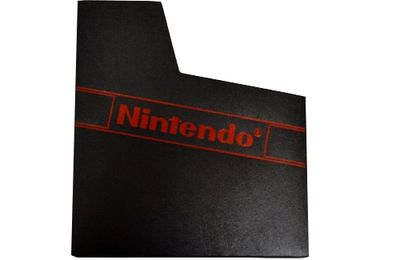 Insert NES Plastique Officiel - Atlas Game Shop