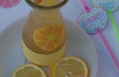 Citronnade Maison . (Limonade Maison)