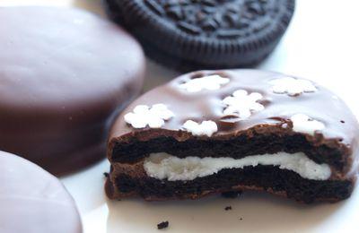 Quand des biscuits Oréo se déguisent en chocolat !