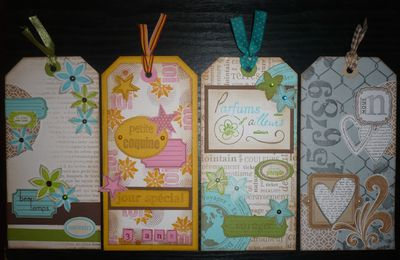 Challenge Tag Variations Créatives