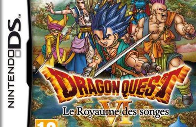 Rom DS Dragon Quest VI : Le Royaume des Songes FR (EU)
