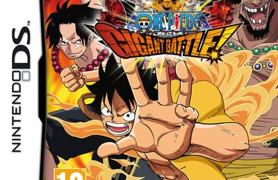 Rom DS One Piece Gigant Battle ! FR