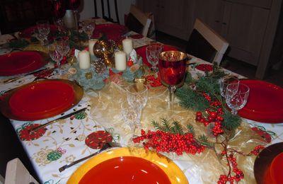Souvenirs gourmands de Noël