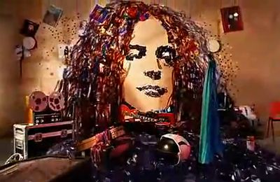 BBC : Légendes musicales en stop-motion