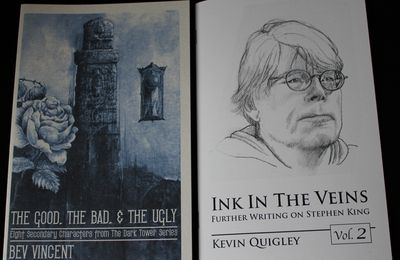 Chapbook sur Stephen King