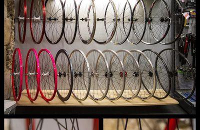 Gros arrivage roues pignon fixe