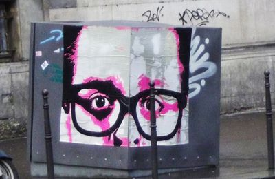 Street Art - Paris VI