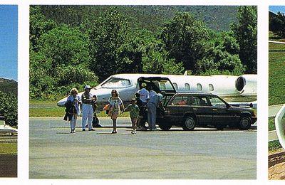 1990/2000 - les 10 plus importantes années dans l'évolution de l'aérodrome de La Mole