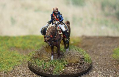 Le maréchal Davout autour de Paris en 1815