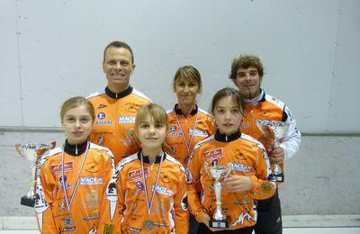 2ème manche du championnat Indoor PACA Languedoc Roussillon.