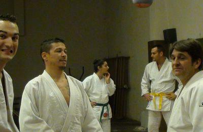 Une nouvelle ceinture noire chez Judo J