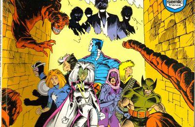 Les étranges X-men n° 16 : Le retour des brood