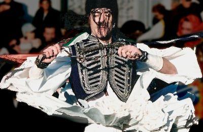 La tradition des Arapides - Το έθιμο των Αράπηδων