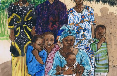 Famille Africaine